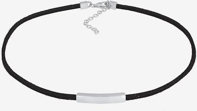 ELLI Halskette Choker in silber, Produktansicht