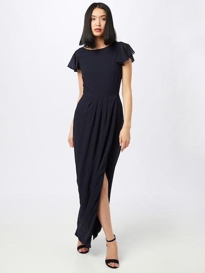 TFNC Večernja haljina 'ZOEY' u mornarsko plava, Prikaz modela