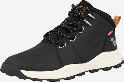 TIMBERLAND Sneaker 'Brooklyn' in orange / schwarz, Produktansicht