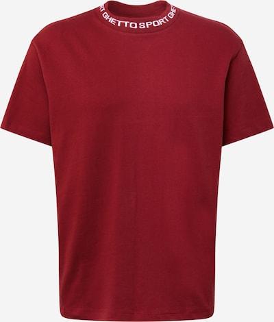 MASKULIN T-Shirt in rostrot, Produktansicht