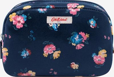 Cath Kidston Bolsa de maquillaje en azul claro / azul oscuro / amarillo / verde / rosa claro, Vista del producto