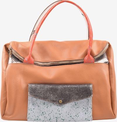 ebarrito Weekender 'SHADOWS BAG' in grau / orange, Produktansicht