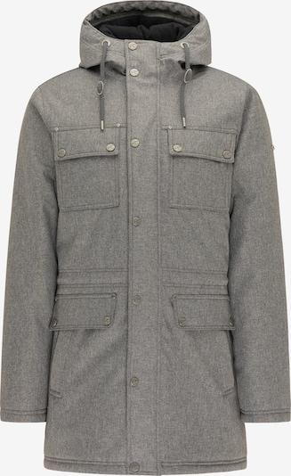 DreiMaster Vintage Functionele jas in de kleur Grijs gemêleerd, Productweergave