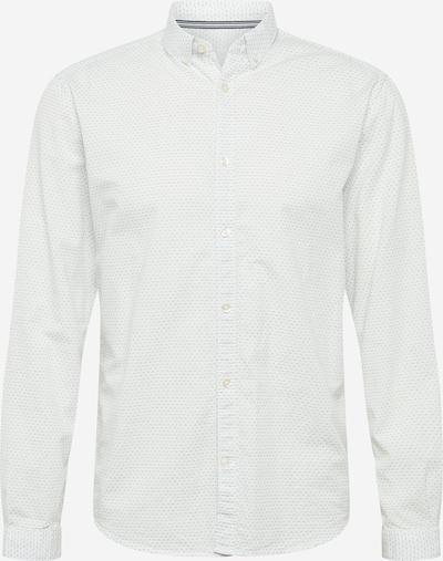 TOM TAILOR Koszula w kolorze czarny / białym, Podgląd produktu