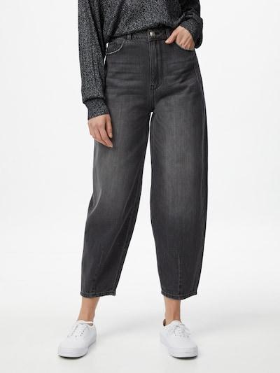 Pimkie Jeans 'NSOHARWEN' in black denim, Modelansicht