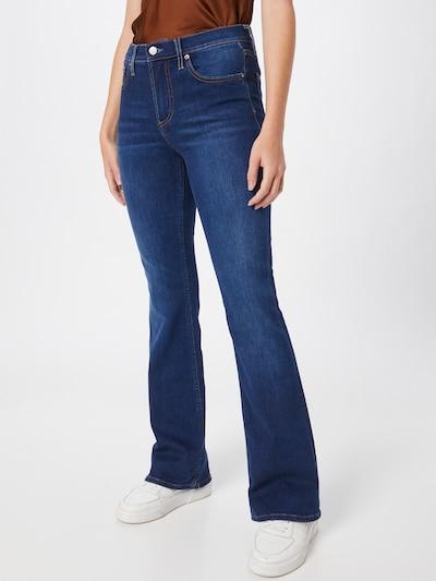 Boyish Jeans in blue denim, Modelansicht