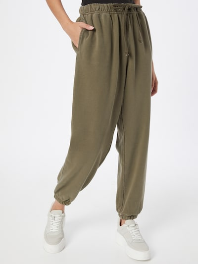 Pantaloni LEVI'S pe verde închis, Vizualizare model