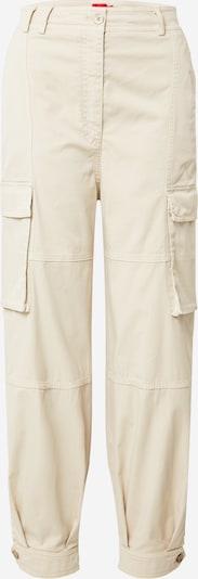 HUGO Kargo hlače 'Hinesa' | bela barva, Prikaz izdelka