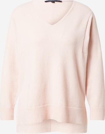 rožinė FRENCH CONNECTION Megztinis 'EBBA'