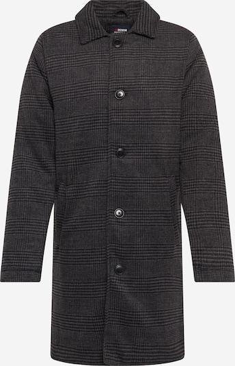 Denim Project Přechodný kabát - tmavě šedá / černá, Produkt