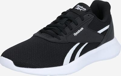 REEBOK Zapatillas de running en negro / blanco, Vista del producto
