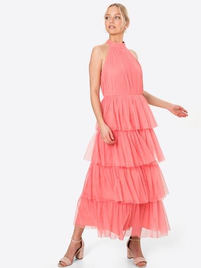 Maya Deluxe Kleid 'ANAYA' in rosa, Modelansicht