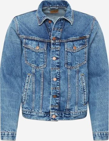 Veste mi-saison 'Bobby' Nudie Jeans Co en bleu