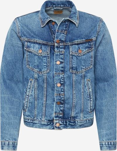 Nudie Jeans Co Between-Season Jacket 'Bobby' in Blue denim, Item view