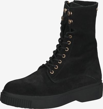 Fred de la BretoniÈre Lace-Up Boots in Black, Item view
