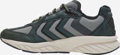 hummel hive Sneaker in basaltgrau / schwarz, Produktansicht