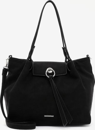 Emily & Noah Handtasche 'Elina' in schwarz, Produktansicht