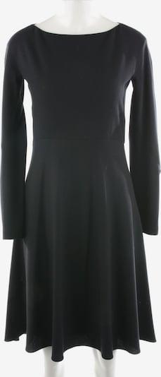 HERMÈS Kleid in XXS in schwarz, Produktansicht