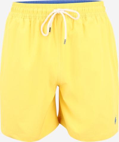 POLO RALPH LAUREN Kratke kopalne hlače | mornarska / rumena barva, Prikaz izdelka