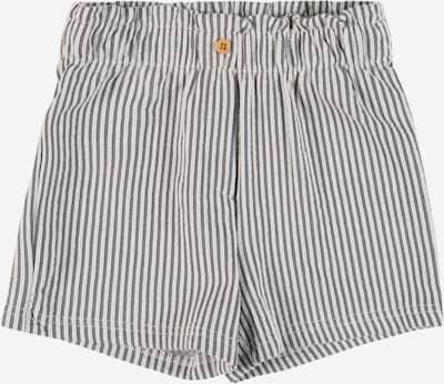 NAME IT Spodnie 'FAME' w kolorze gołąbkowo niebieski / białym, Podgląd produktu