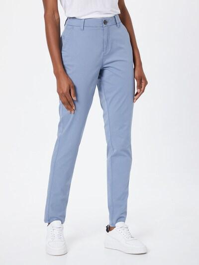 s.Oliver Pantalon chino en bleu clair, Vue avec modèle