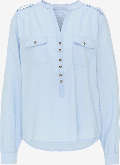 Bluză usha BLUE LABEL pe azur, Vizualizare produs