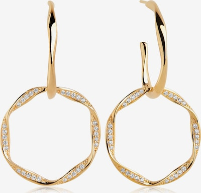Sif Jakobs Ohrstecker in gold, Produktansicht