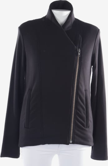 HELMUT LANG Sweatjacke in M in schwarz, Produktansicht