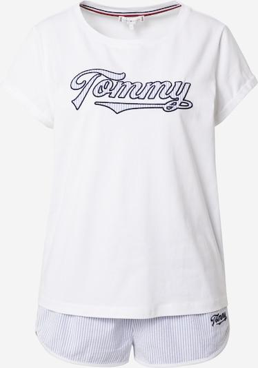 világoskék / sötétkék / fehér Tommy Hilfiger Underwear Rövidek, Termék nézet