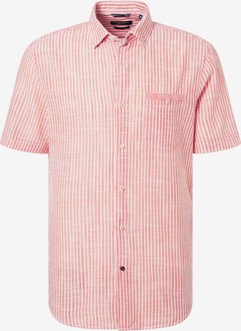 PIERRE CARDIN Hemd in Rot