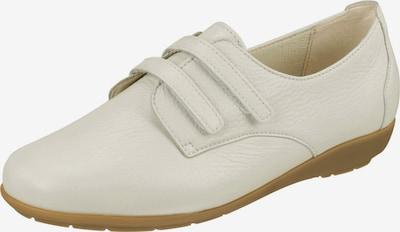 Natural Feet Klettschuhe in beige, Produktansicht
