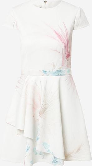 Rochie 'Olivi' Ted Baker pe albastru deschis / roz pastel / alb, Vizualizare produs