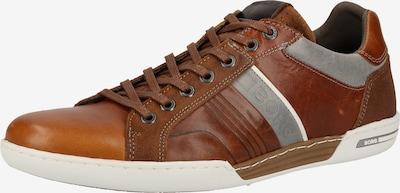 BJÖRN BORG Sneaker in braun / karamell, Produktansicht