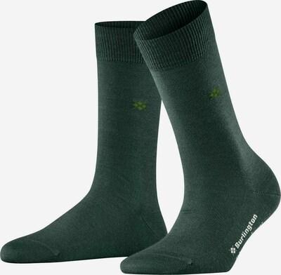BURLINGTON Socken in smaragd, Produktansicht