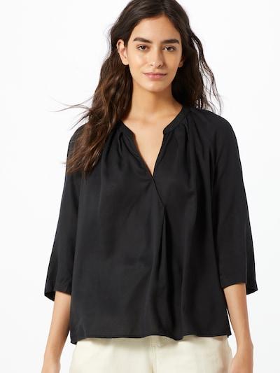 Camicia da donna UNITED COLORS OF BENETTON di colore nero: Vista frontale