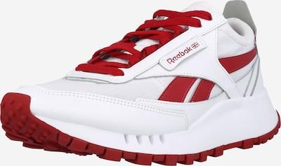 Reebok Classics Sneaker in dunkelrot / weiß, Produktansicht