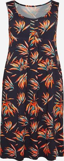 SHEEGO Robe d'été en marine / mélange de couleurs, Vue avec produit