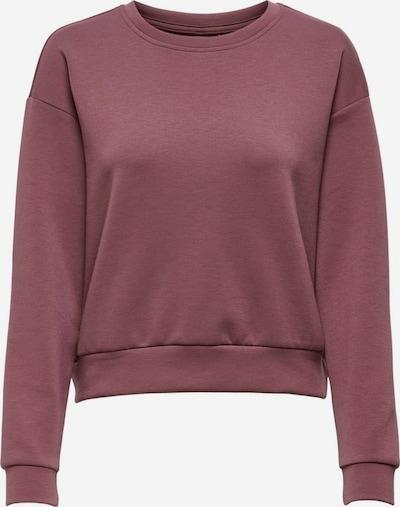 ONLY PLAY Sportliches Sweatshirt in beere, Produktansicht