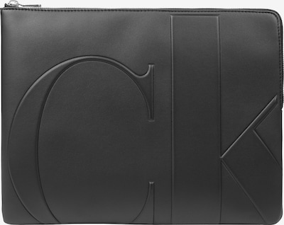 Calvin Klein Jeans Clutch in schwarz, Produktansicht