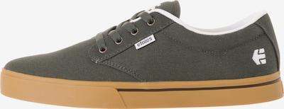 ETNIES Sneaker  'Jameson 2' in dunkelgrün / weiß, Produktansicht