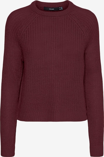 VERO MODA Pullover 'Lea' in burgunder, Produktansicht