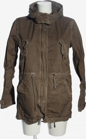 Milano Jacket & Coat in M in Brown