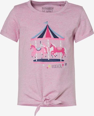 STACCATO T-Shirt in mischfarben / altrosa, Produktansicht
