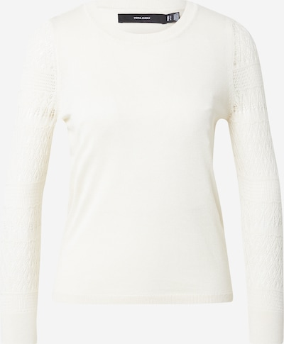 VERO MODA Pullover 'LINNEA' in beige, Produktansicht