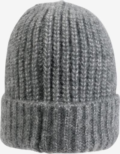 HALLHUBER Mütze in grau, Produktansicht