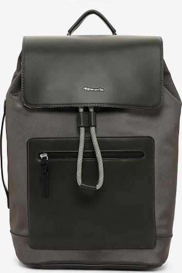 TAMARIS Backpack 'Cosima' in Grey / Dark green, Item view