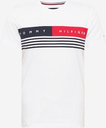 TOMMY HILFIGER Skjorte i hvit