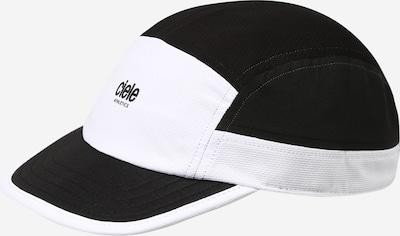 CIELE ATHLETICS Athletic Cap in Black / White, Item view
