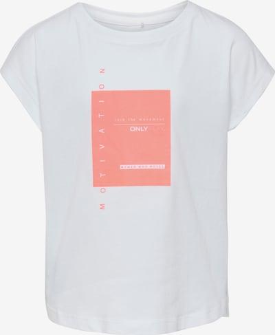 ONLY PLAY Funkčné tričko 'Magny' - staroružová / biela, Produkt