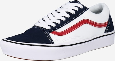 VANS Sneaker 'ComfyCush Old Skool' in navy / rot / weiß, Produktansicht
